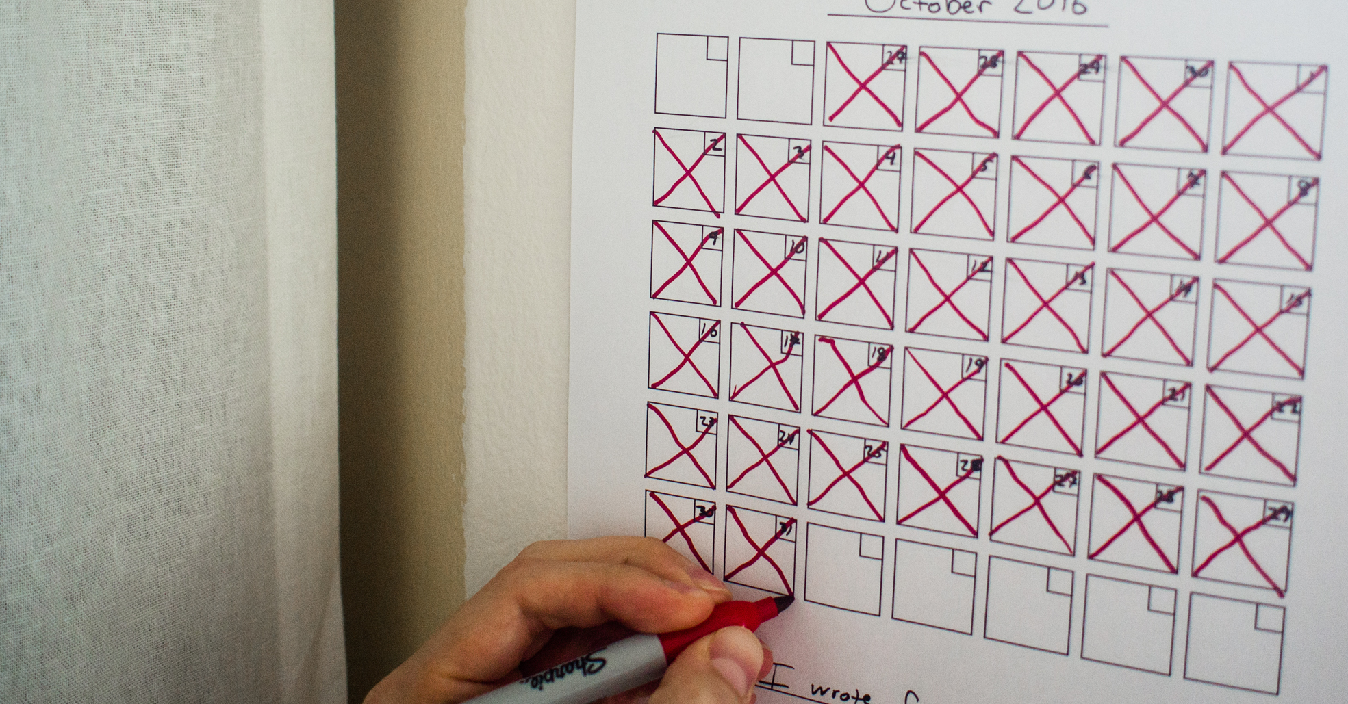 So I Wrote Every Day For A Month… - Derek Ralston