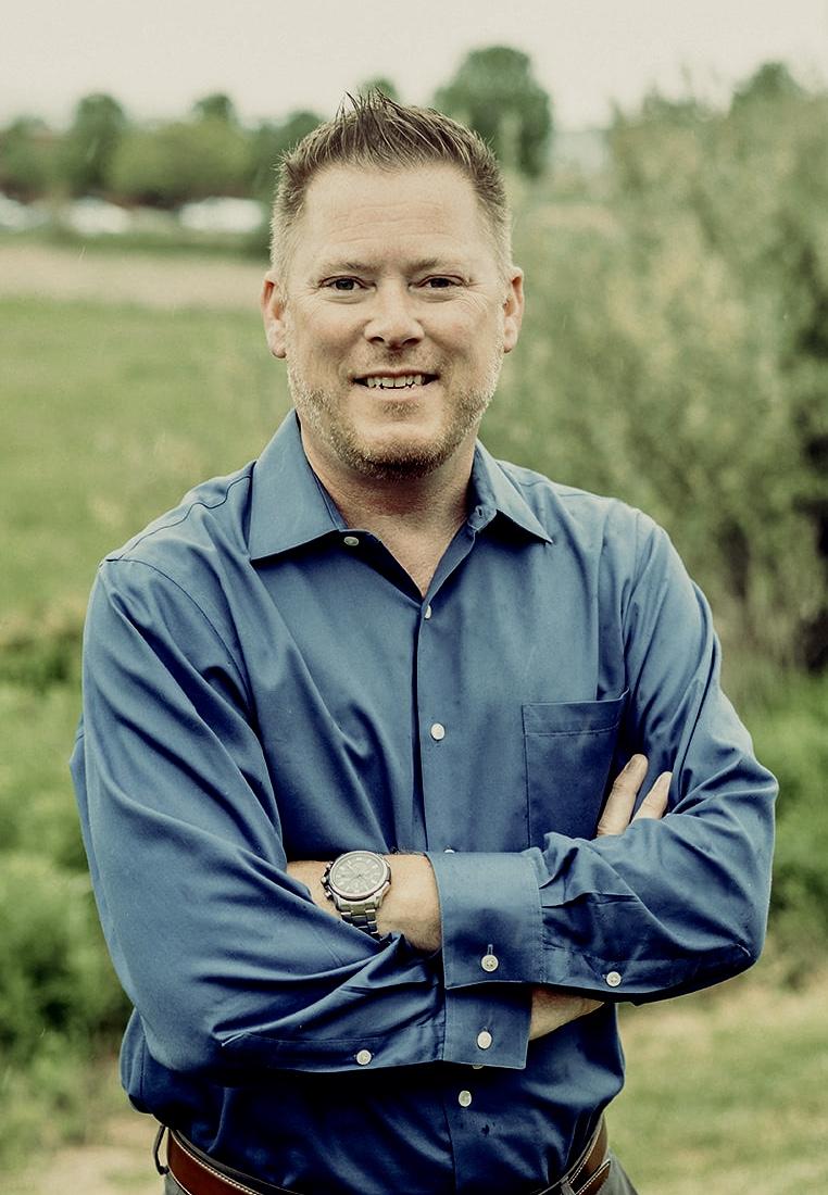 Michael Gravett, N.D.