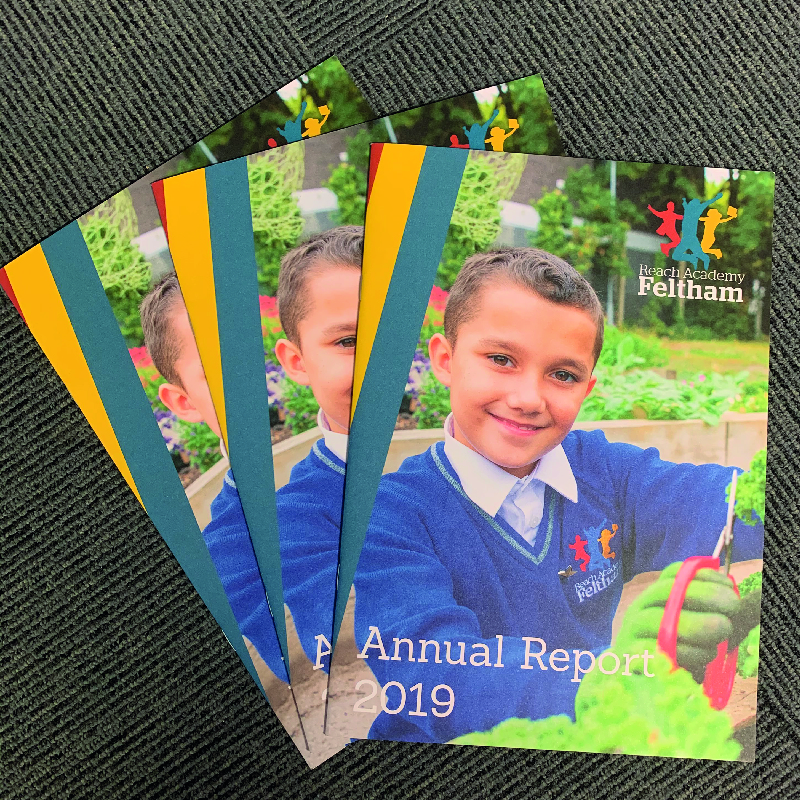 Feltham - Annual reports