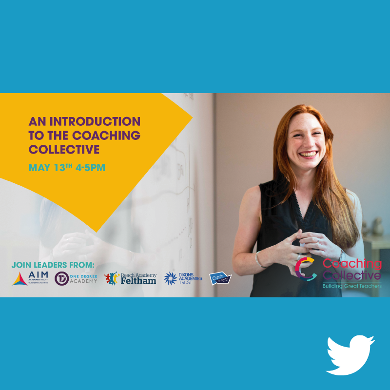 Coaching Collective: Twitter