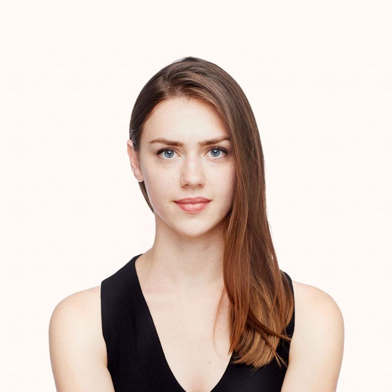Claire Alexander student portrait