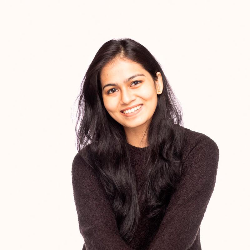 Shruti Bhagwat student portrait
