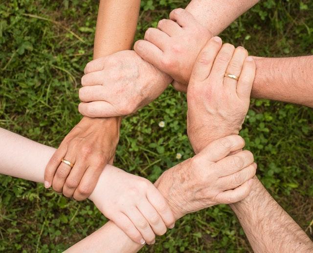 Gaining a renewed sense of fulfilment through helping others