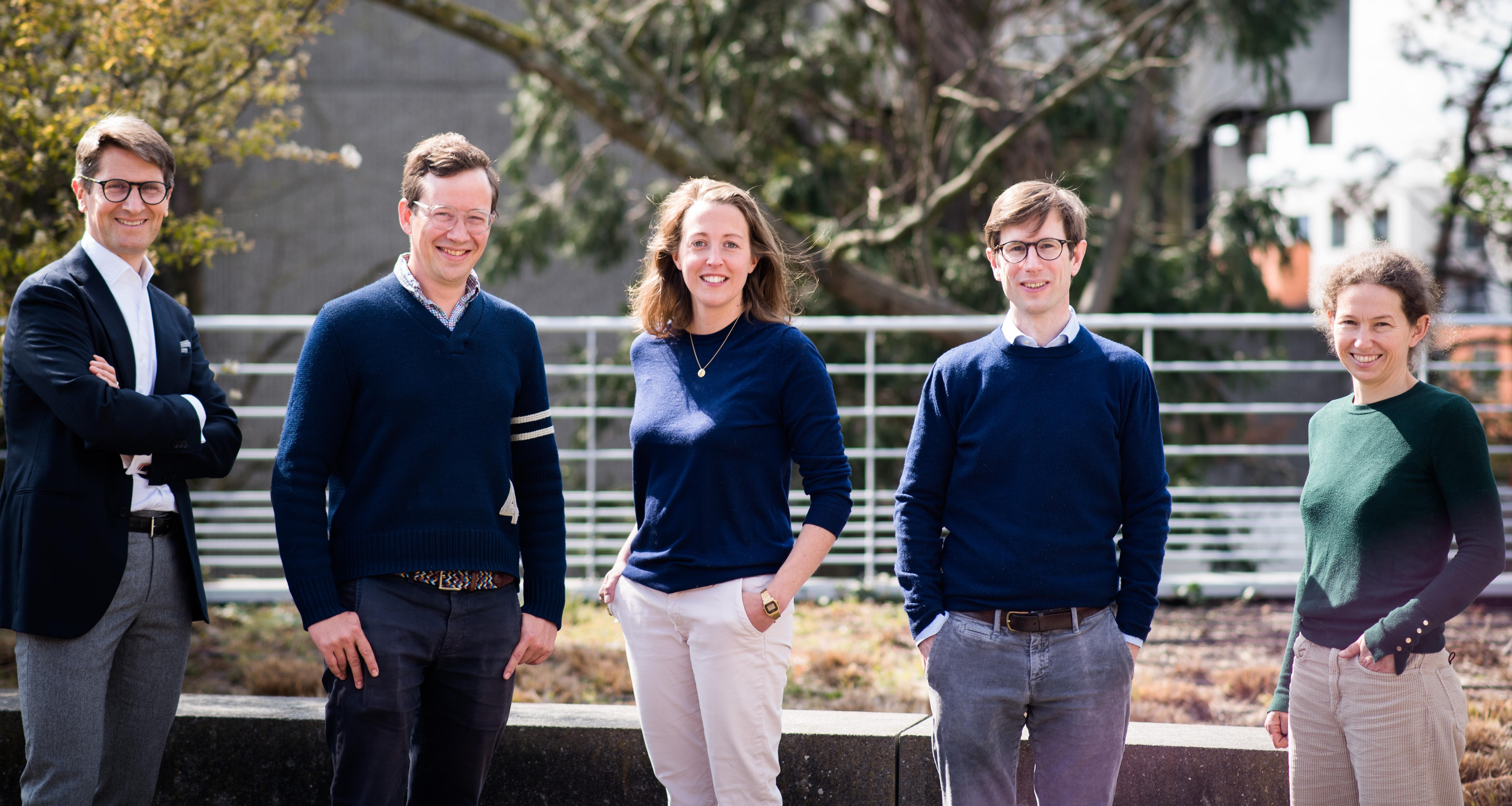 PaxFamilia réunit 3 entrepreneurs, une banque et une famille pour devenir la référence WealthTech en Europe.
