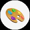 Palette emoji