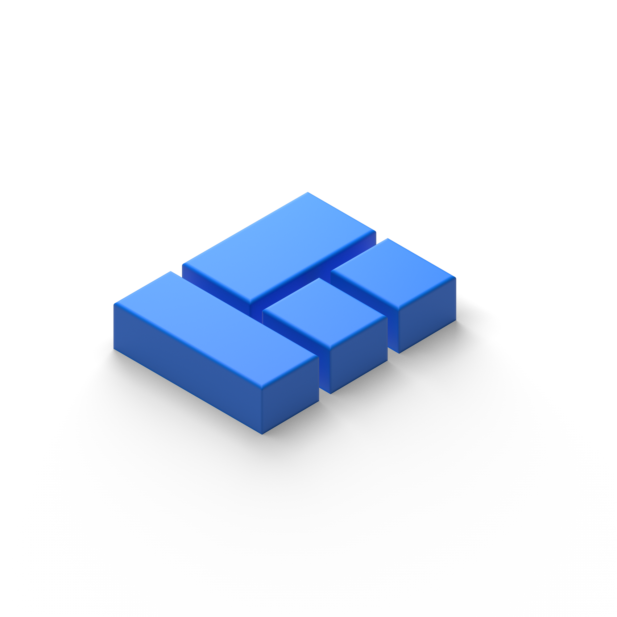 3D components icon