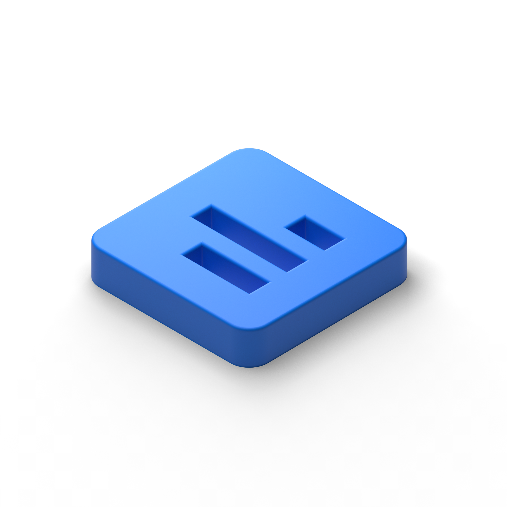 3D assessment icon