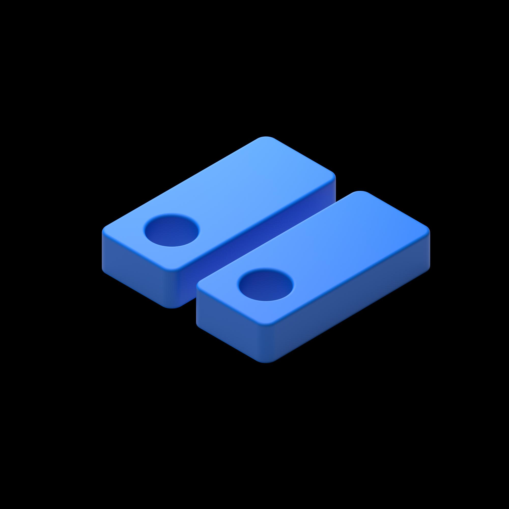 3D tasks icon