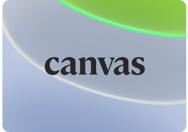 Timeline of important moment in the history of Canvas.