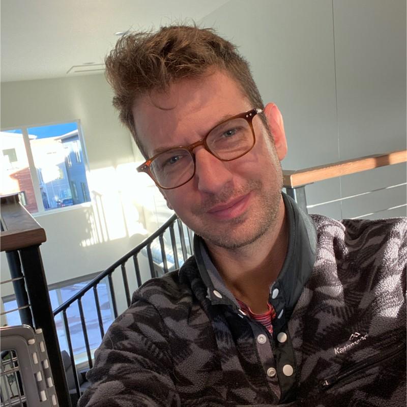 Testimonial author profile