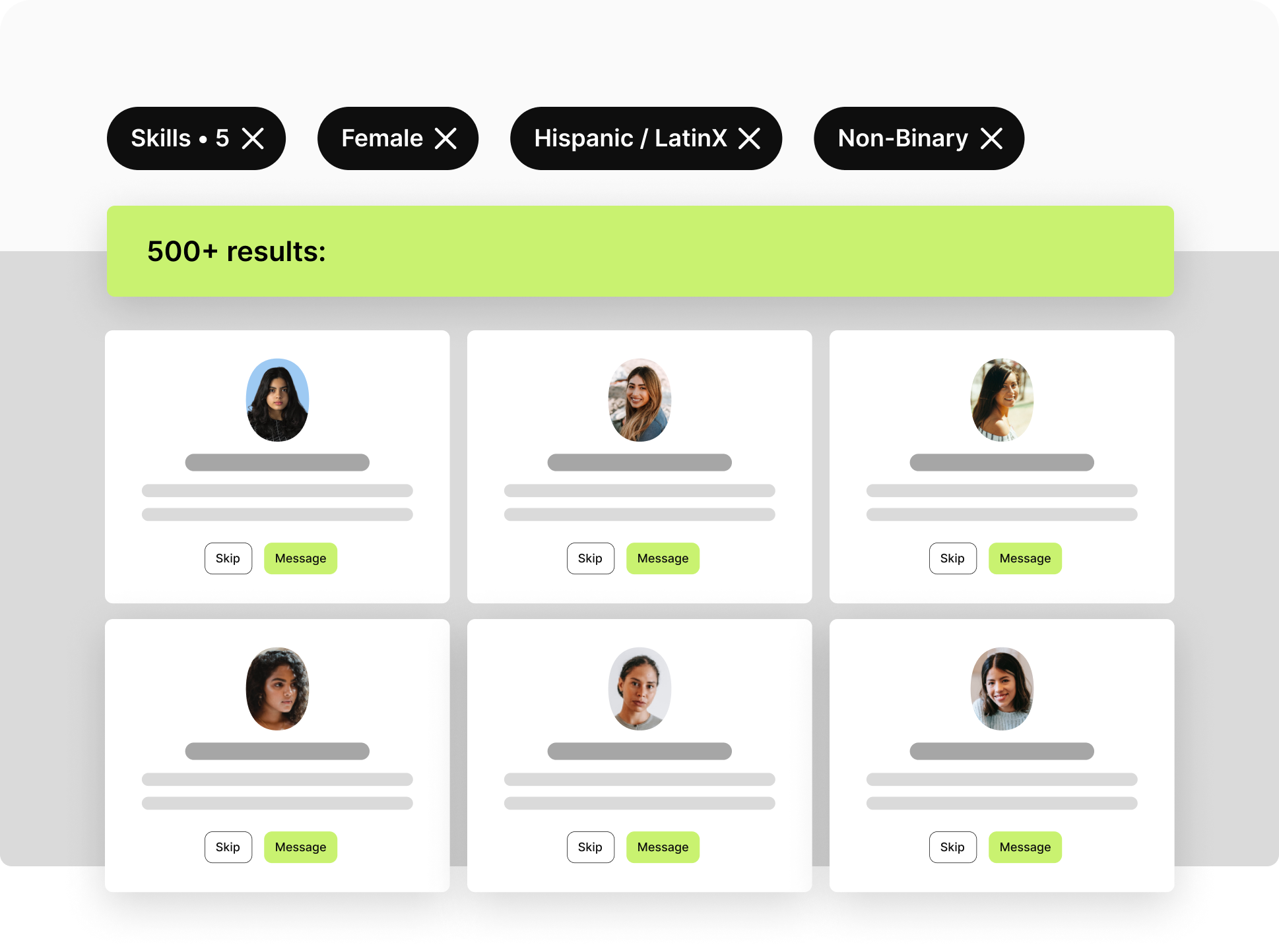 Canvas shared talent pool