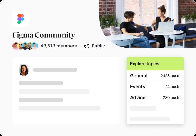 Organization talent community