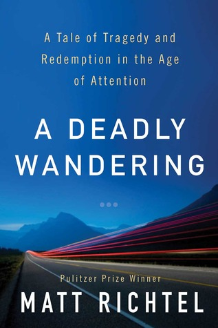 A Deadly Wandering book cover