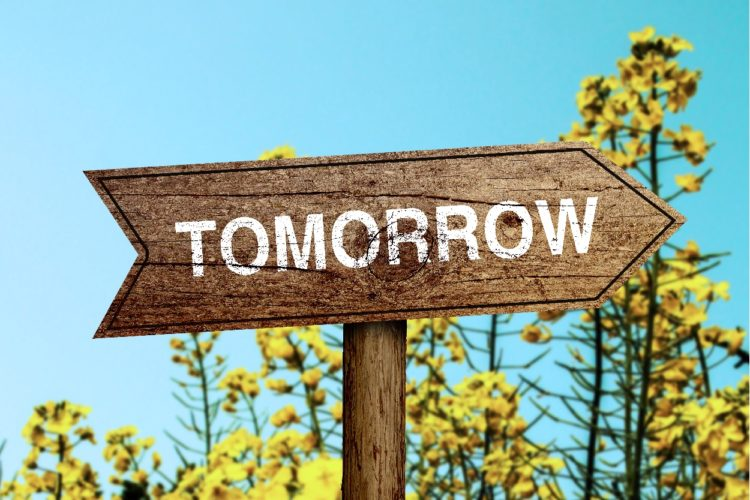 important tasks tomorrow