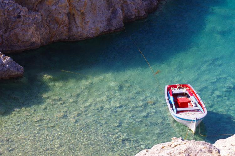 solitude-boat