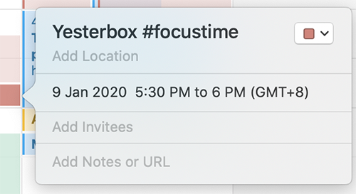 You can block distractions during your sprints by using RescueTime's #FocusTime command.