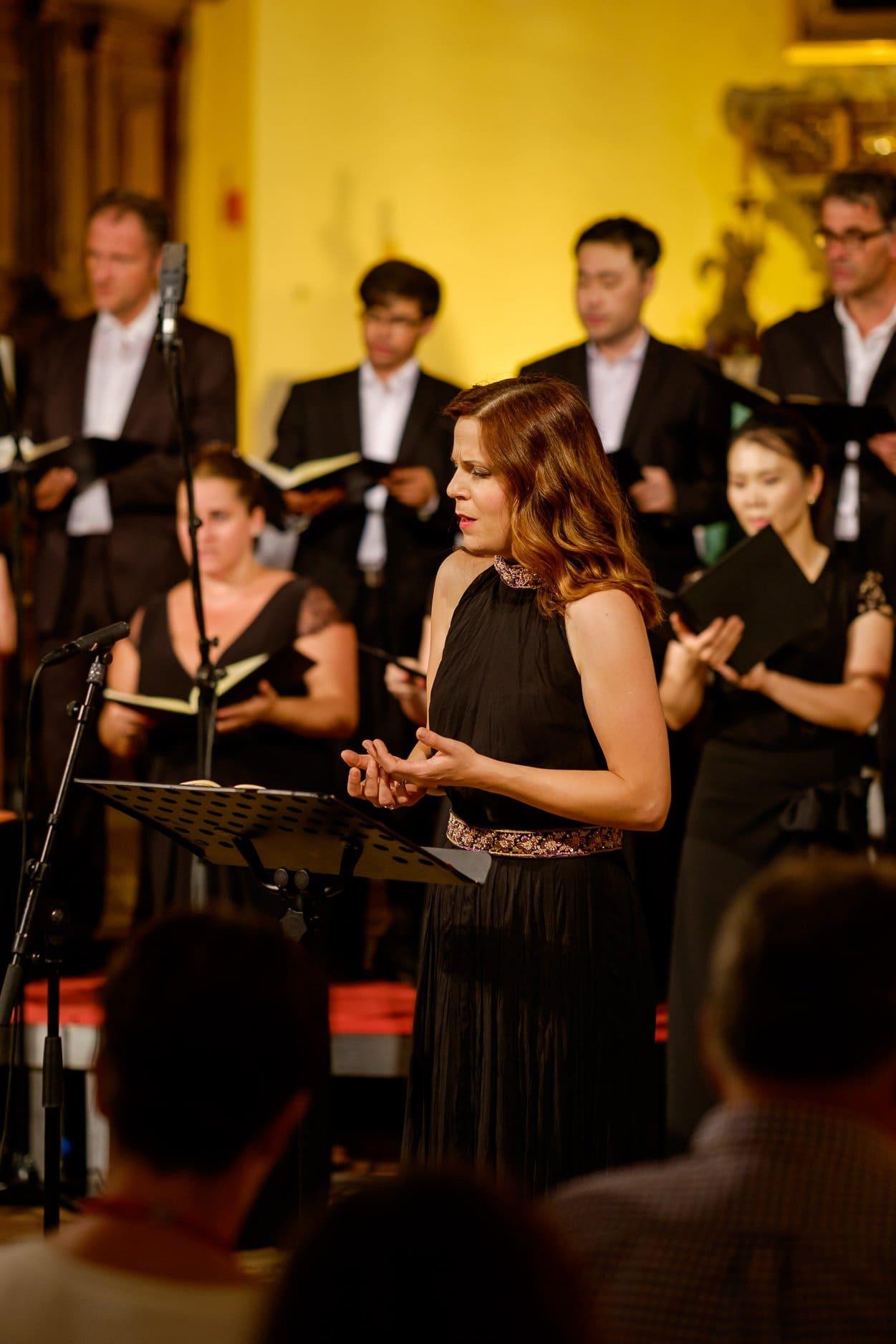 Marija Kuhar Šoša i Zbor Gustava Mahlera