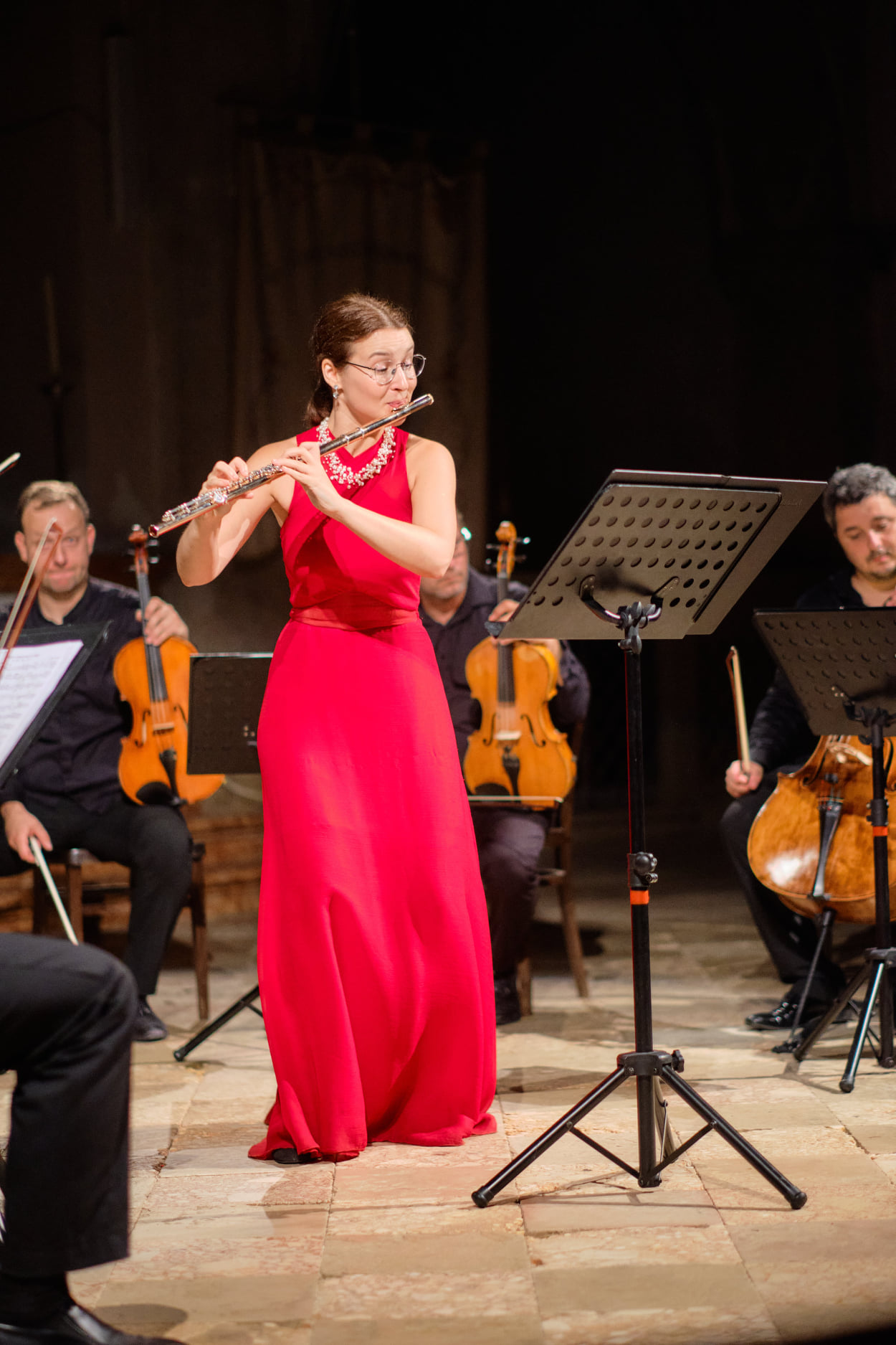 Lucija Stilinović i Zagrebački solisti