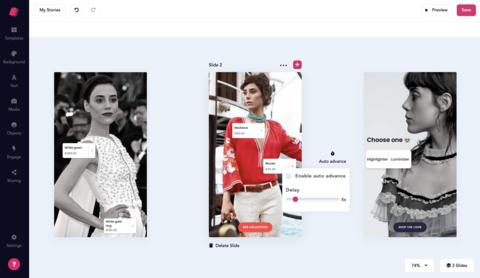 storifyme web stories builder