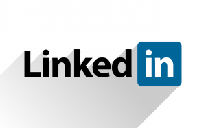 LinkedIn logo showing it to be one of the best app onboarding examples.