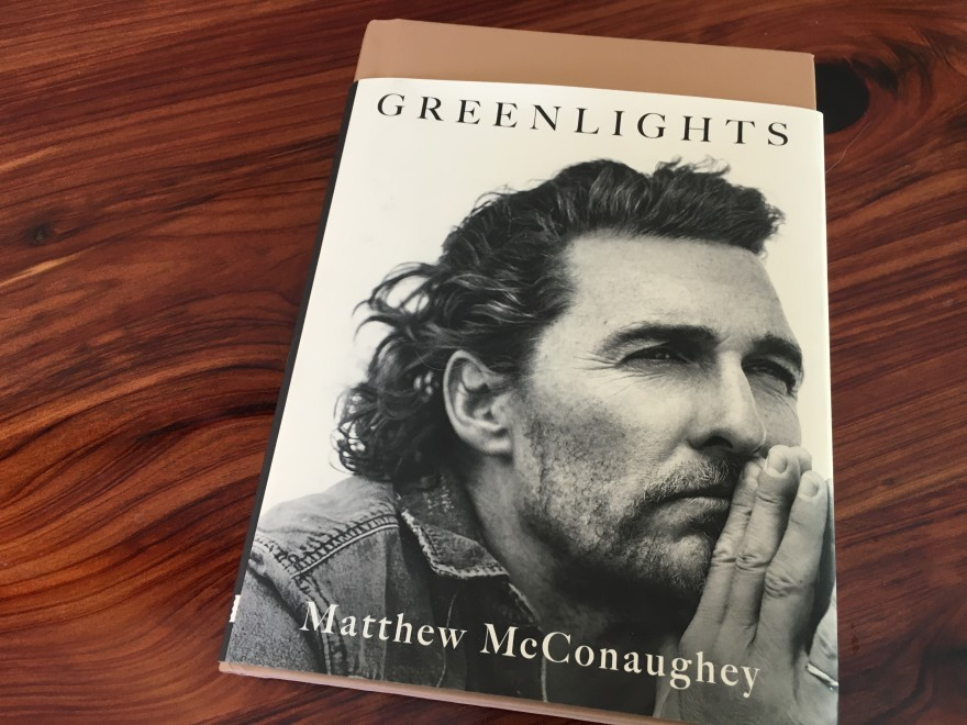 Greenlights: Raucous stories and outlaw wisdom