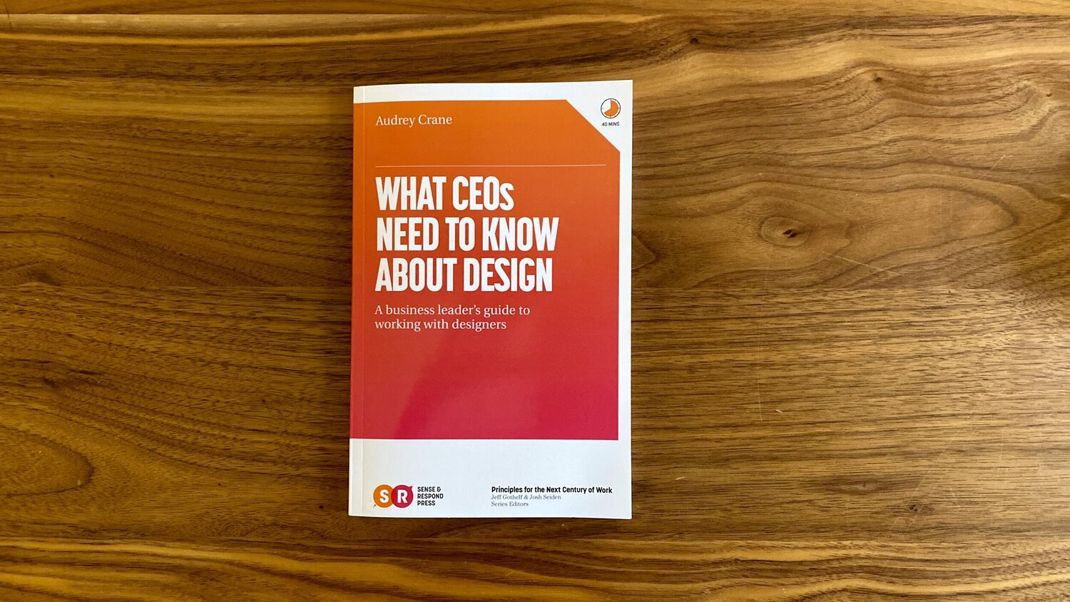 What CEOSs Need to Know About Design