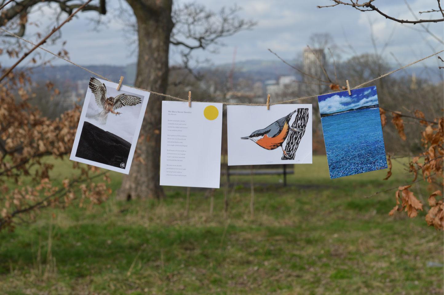 March's Art Post