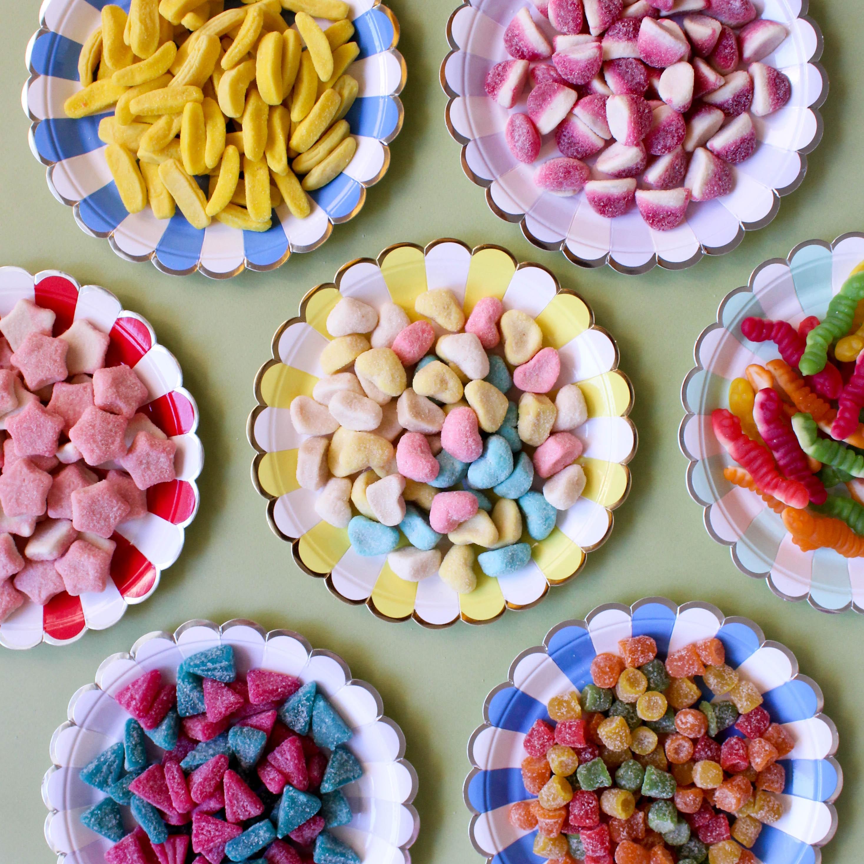 Sugar representating insulin sensitivity.