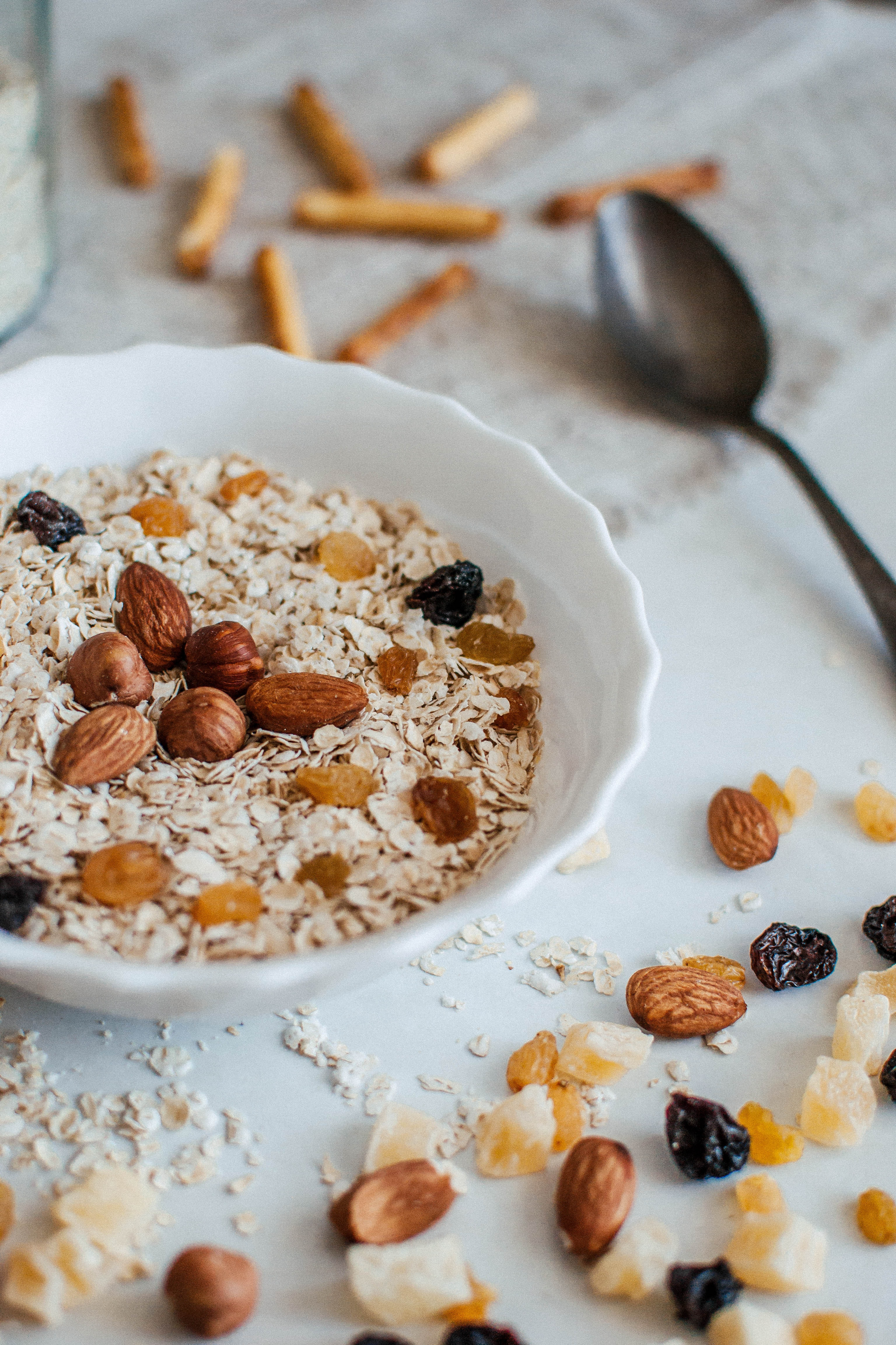 low glycemic cereals.