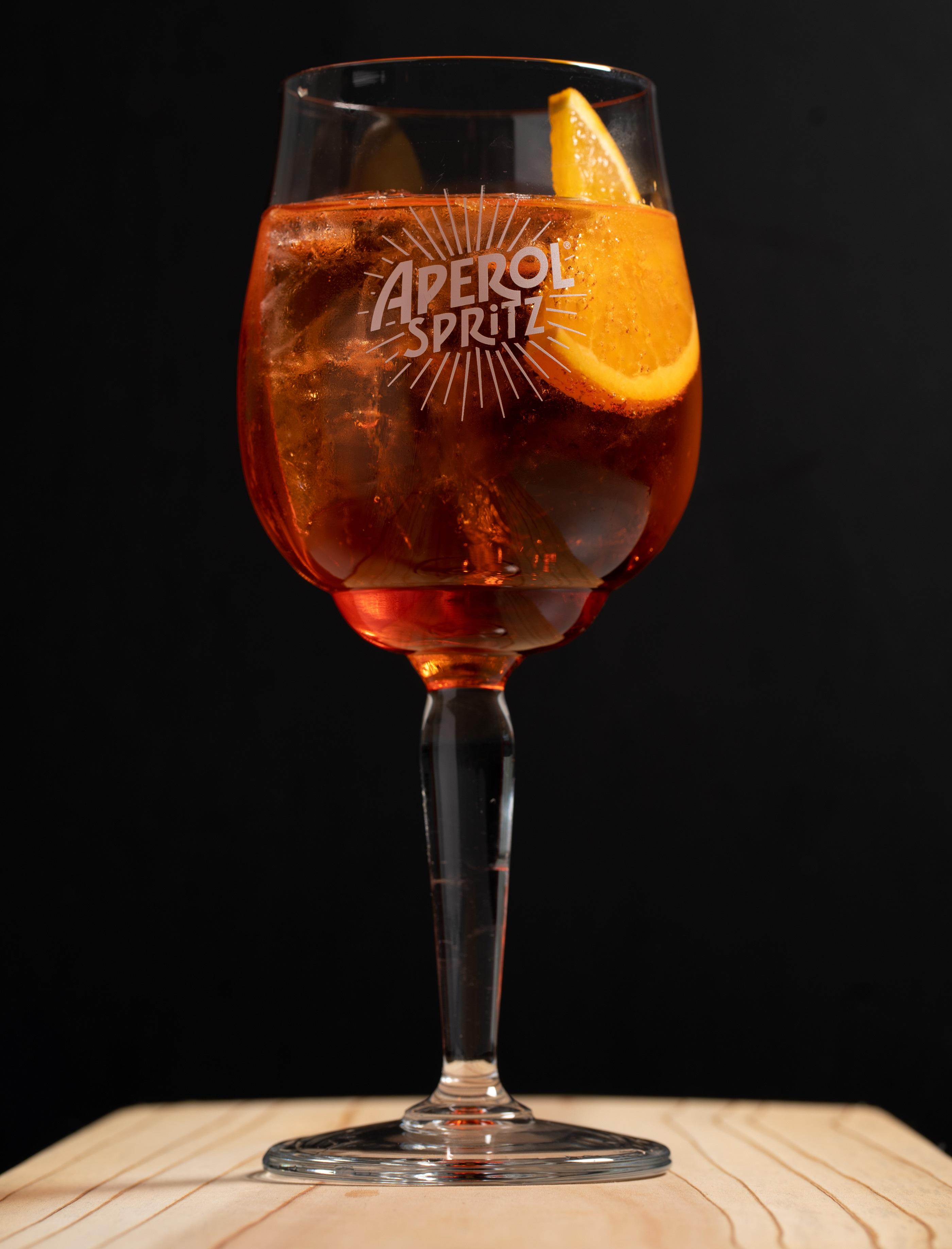 Aperol, Prosecco, Soda