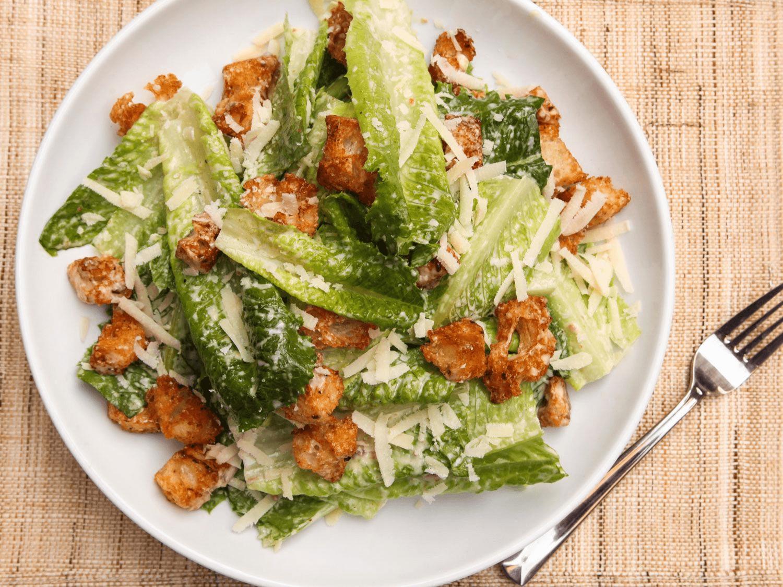 types of italian salads