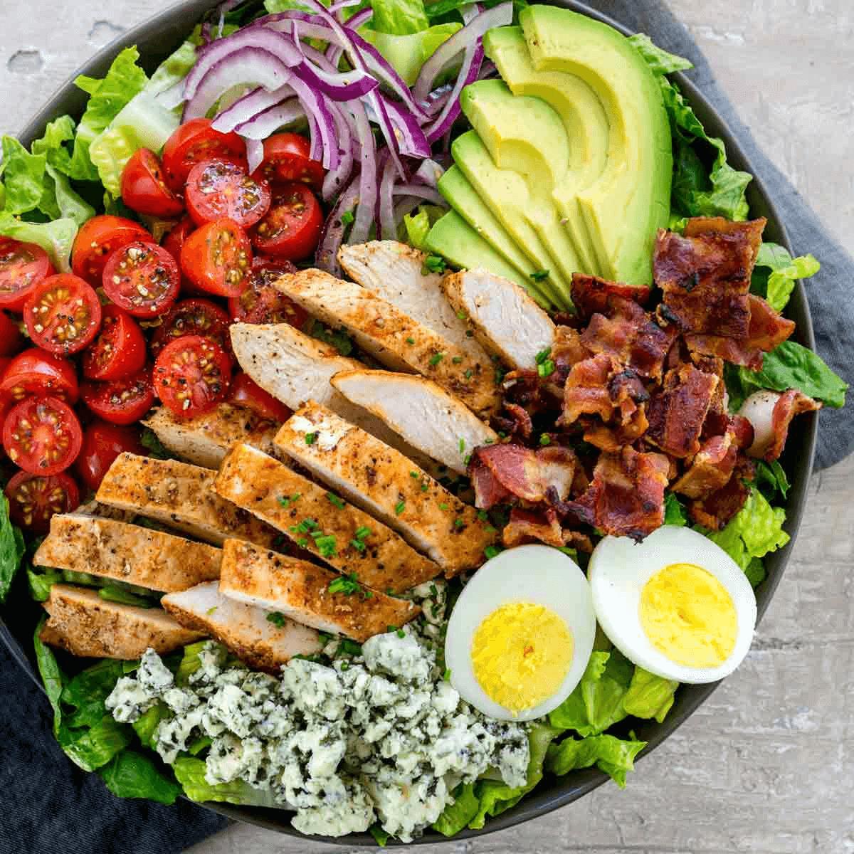 best healthy salad recipe