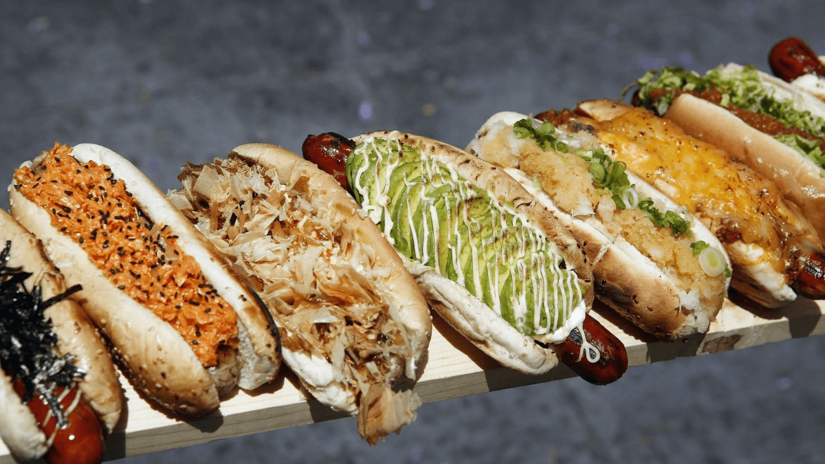 Most popular and famous food in vancouver