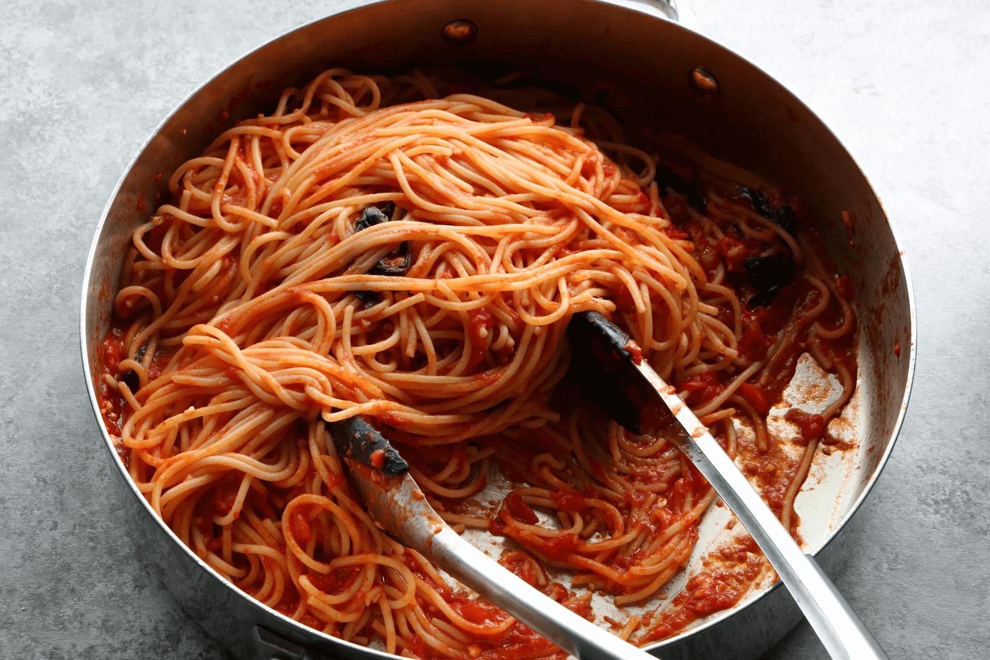 Spaghetti in vancouver