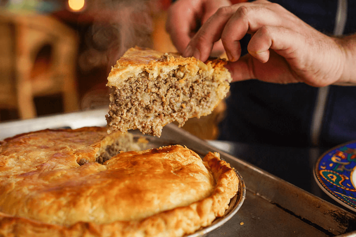 TOURTIÈRE is Considered a Good Food in Vancouver