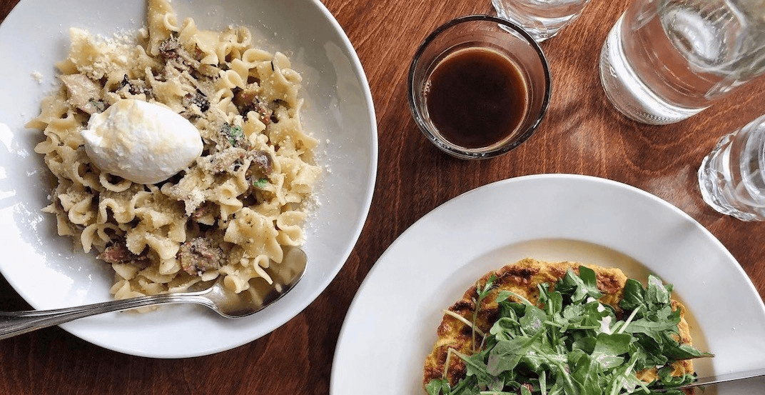 Where to buy fresh pasta Vancouver?