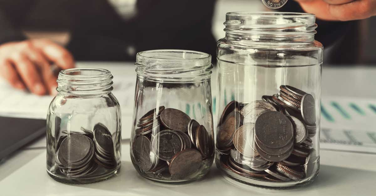 Separating finances as a business finance tip