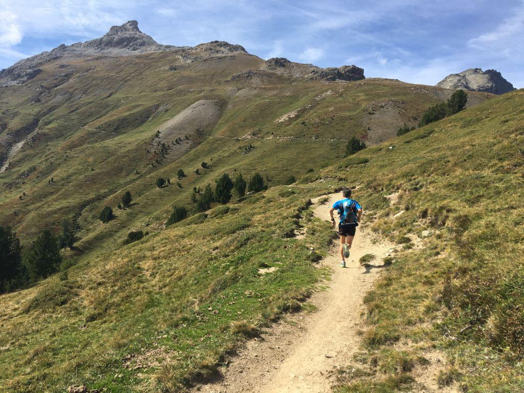 Perfektes Trailrun-Wetter