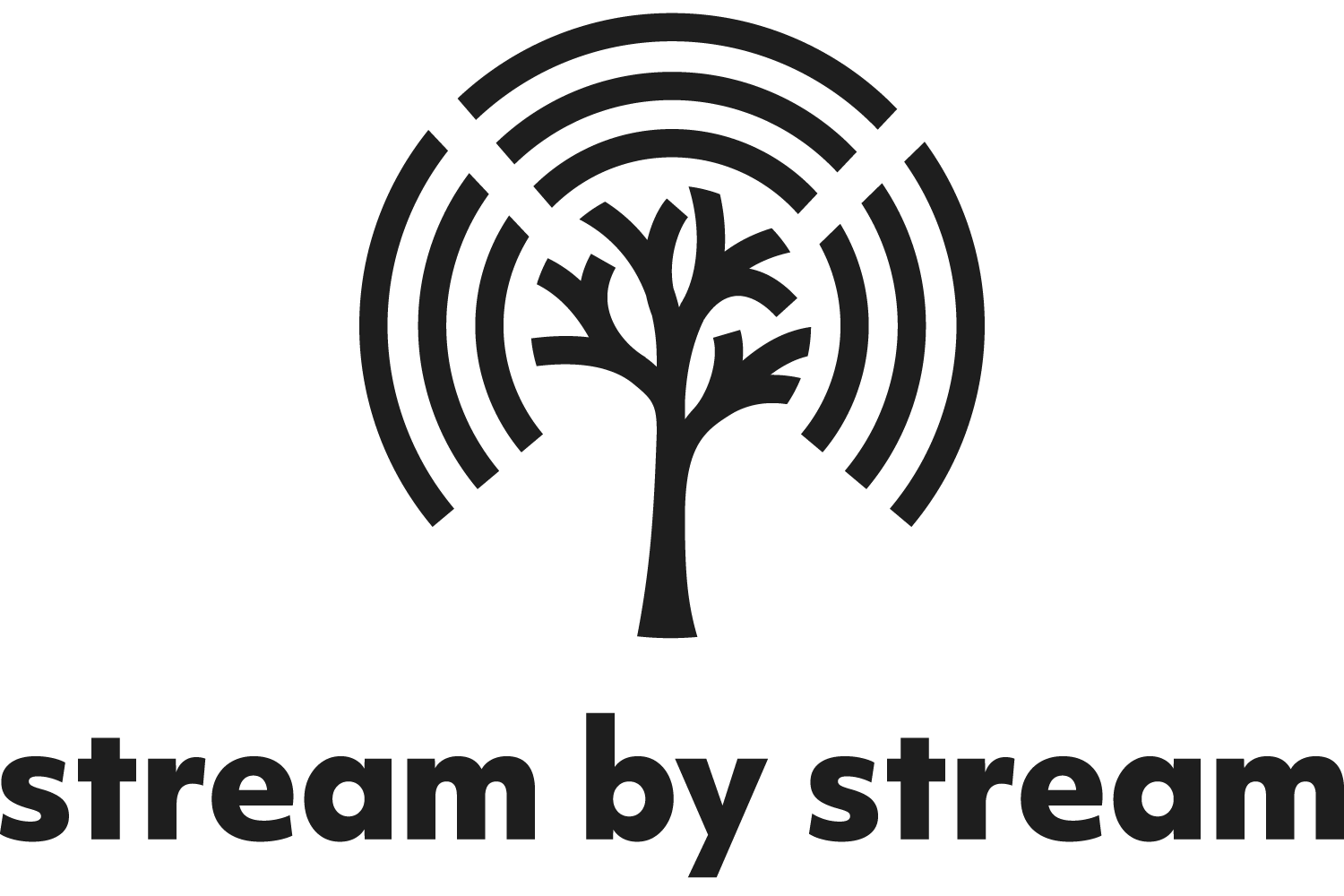 this is the logo of stream by stream