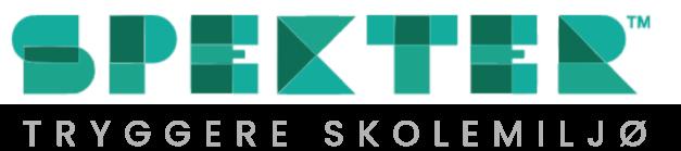 Logo Spekter, tryggere skolemiljø