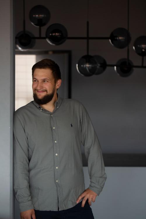 Jeppe Johansen, Computer guy @Estaid