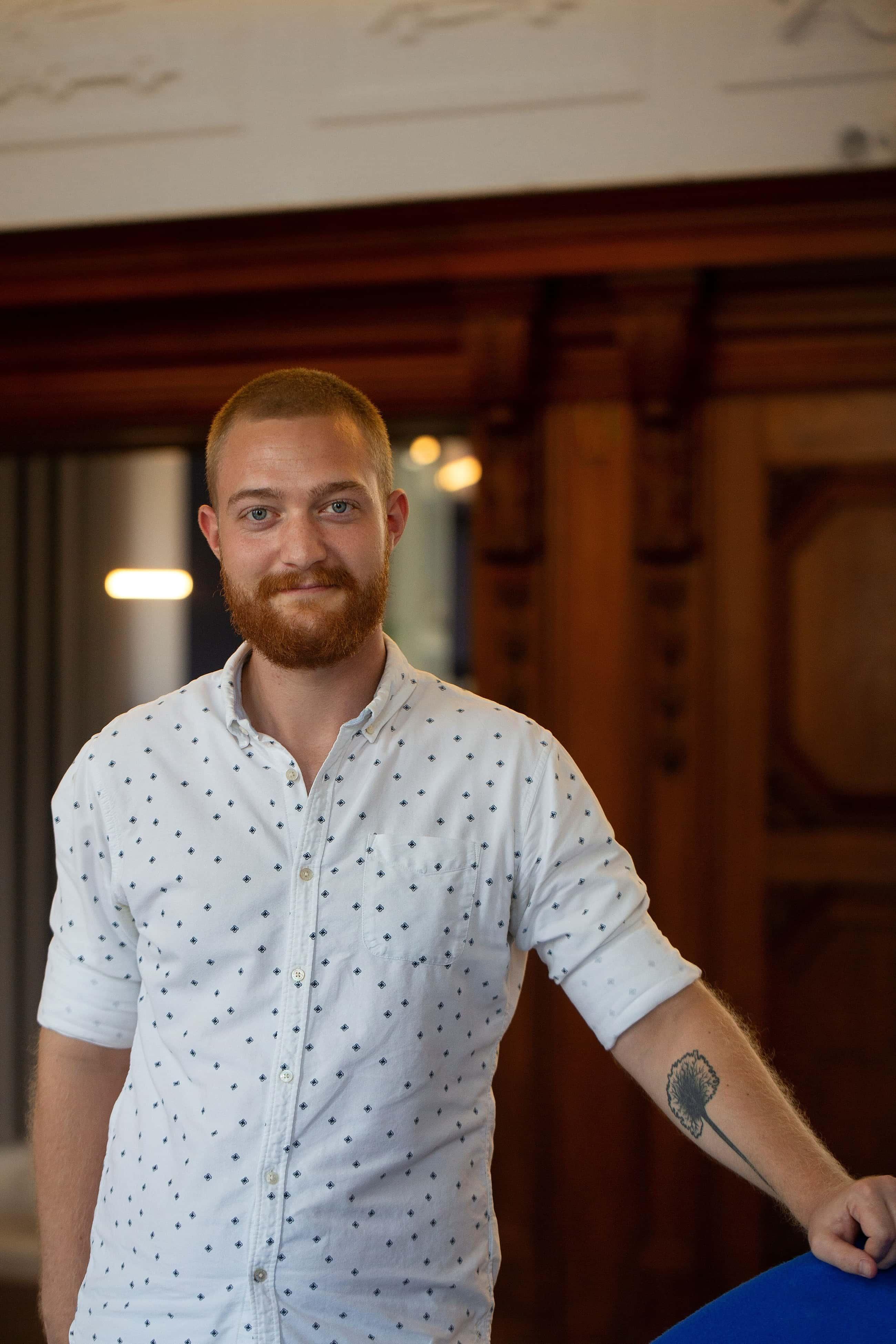 Mikkel Højland, Co-founder & Product Owner @Estaid