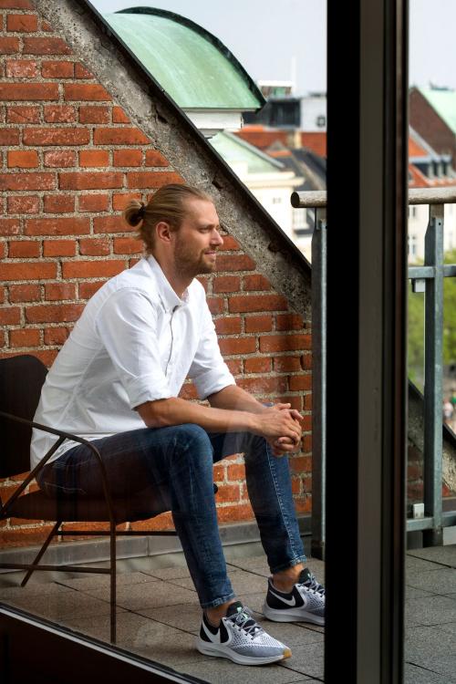 Søren Nielsen, Co-founder & CEO @Estaid