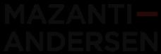 Mazanti-Andersen logo