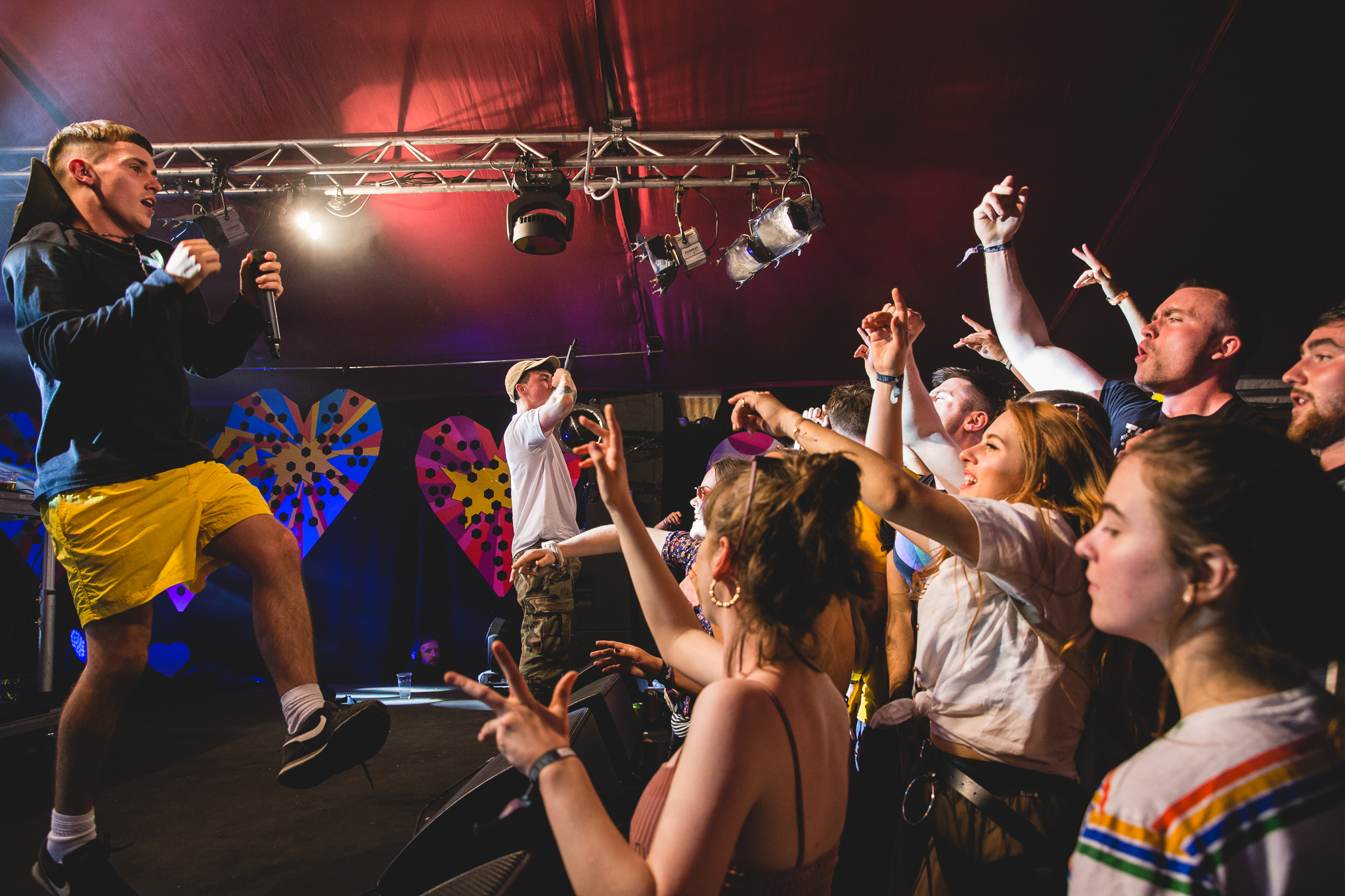 Kojaque ft Kean Kavanagh - Live from Electric Picnic
