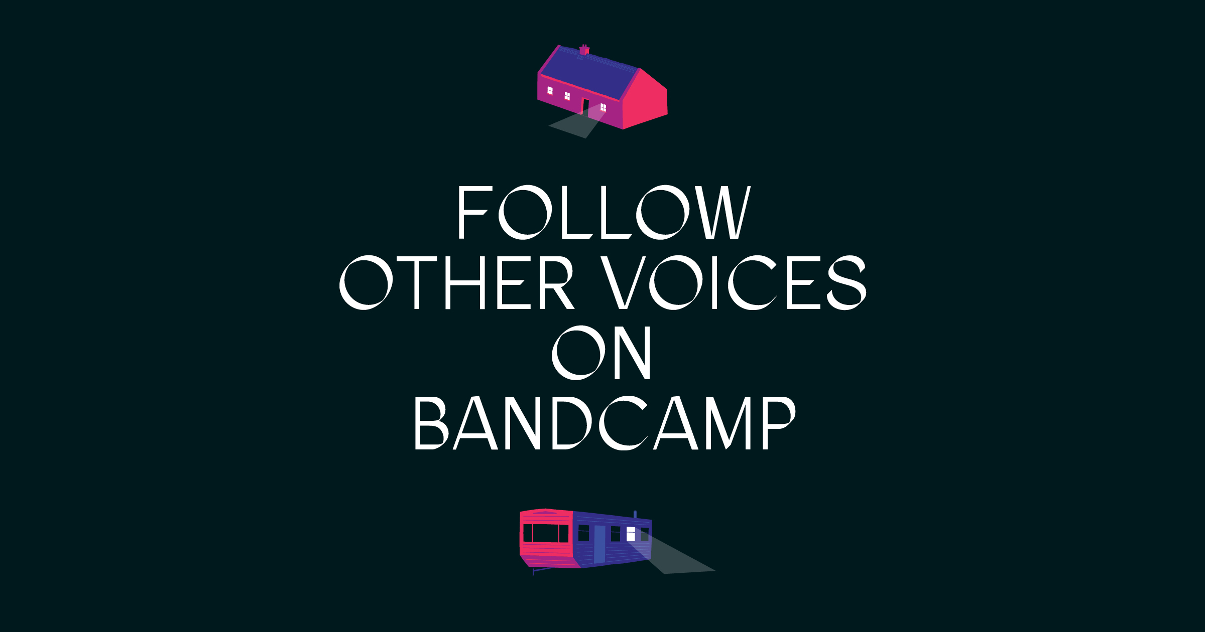 Other Voices is now on Bandcamp