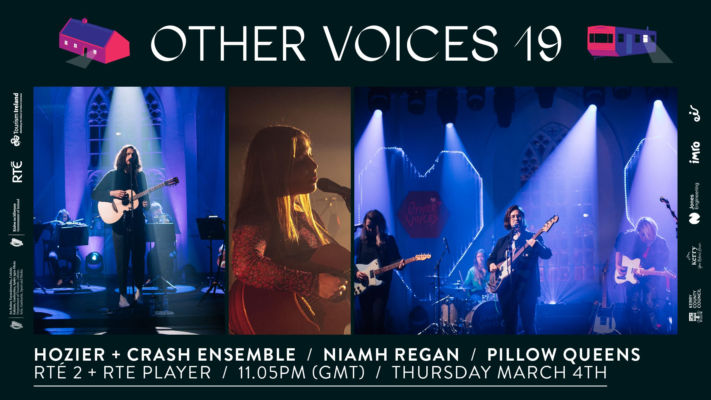 Other Voices  Series 19 Episode 1