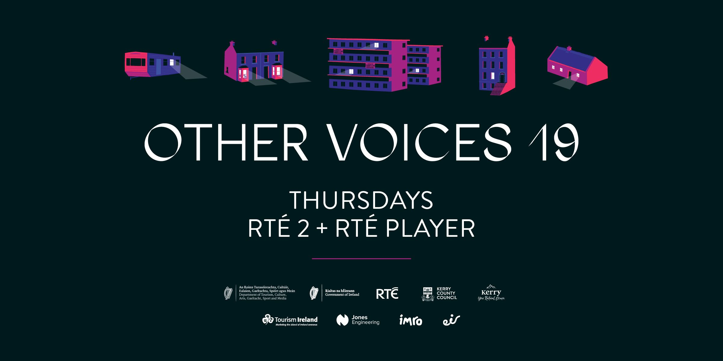 Other Voices Series 19 on RTÉ this Spring