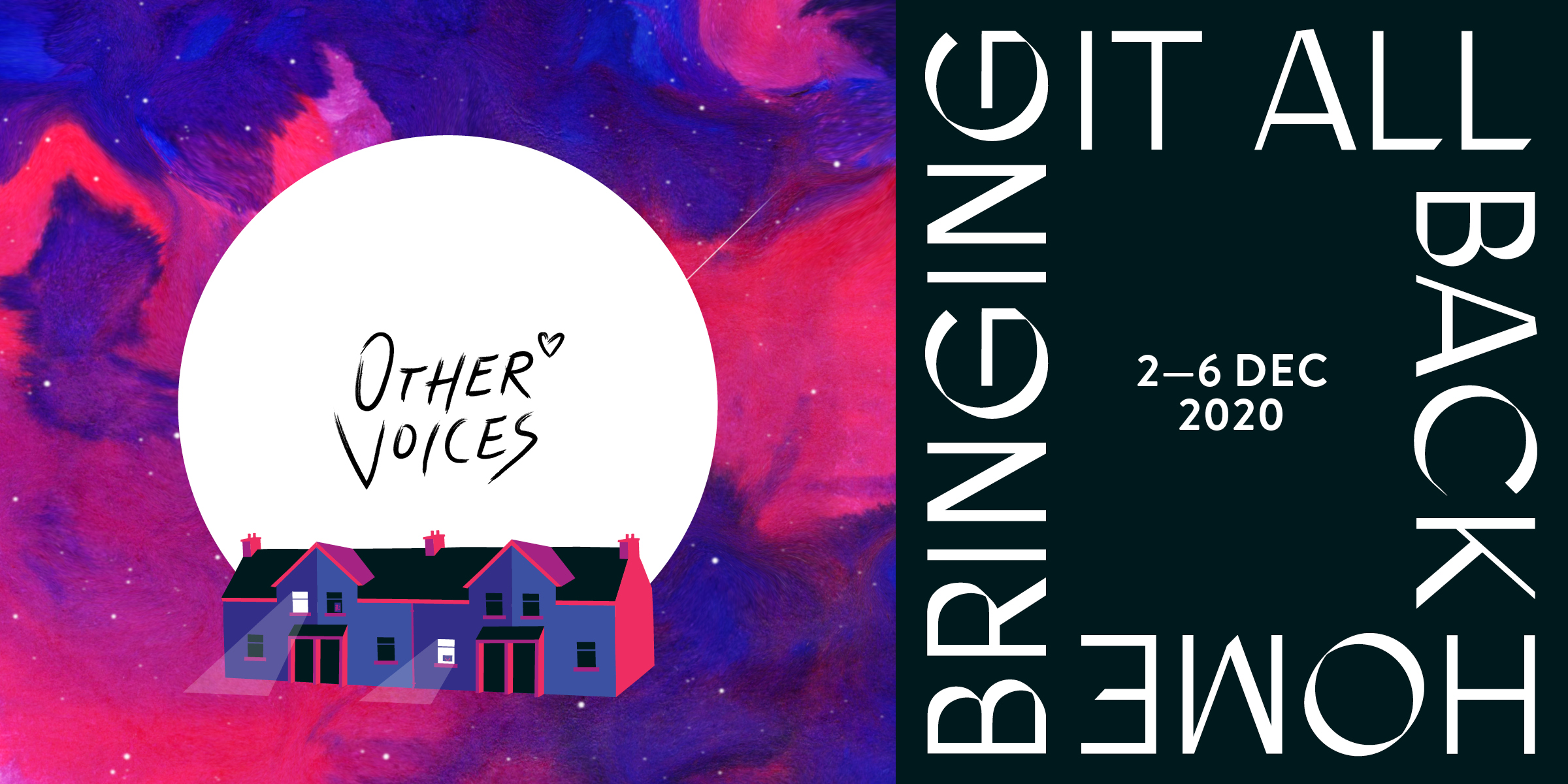 Other Voices presents: Bringing It All Back Home