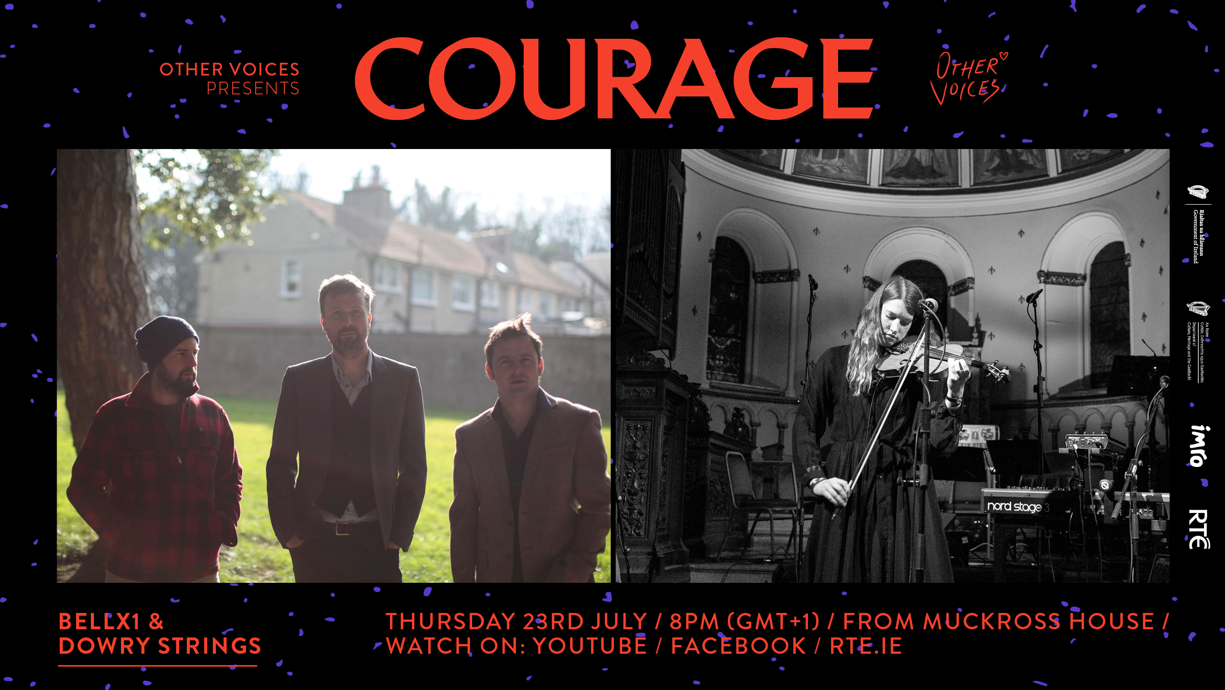 Courage: BELL X1 & Dowry Strings